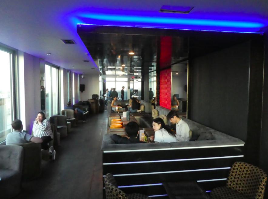Sky Bar Canary Wharf